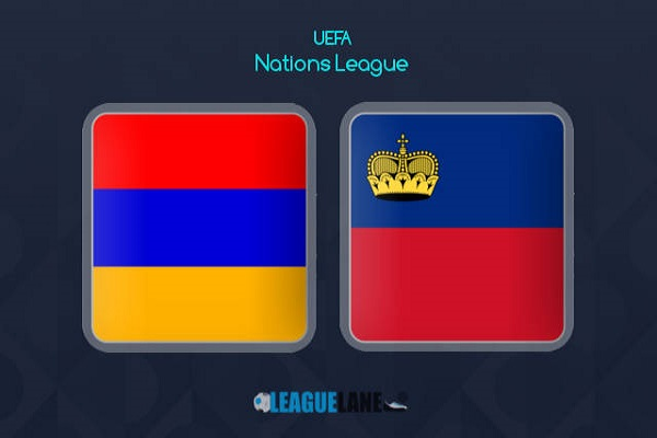 Nhận định Liechtenstein vs Armenia