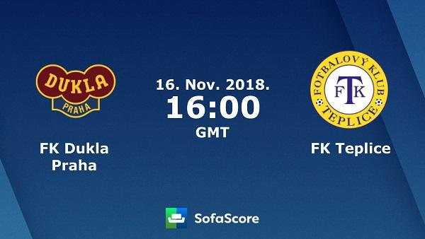 Nhận định Dukla Praha vs Teplice