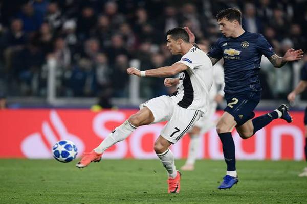 MU đánh bại Juventus