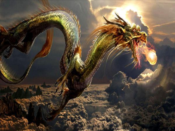 mơ-thấy -rồng