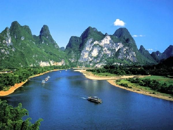 mơ thấy sông