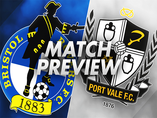 Nhận định Bristol Rovers vs Port Vale
