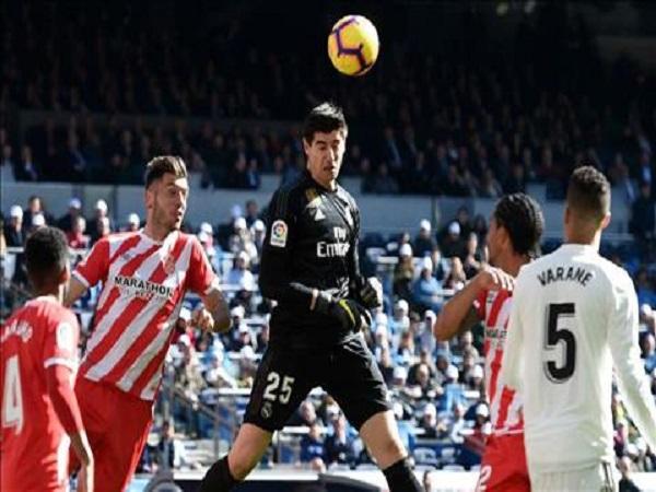 Nguyên nhân Real thua sốc Girona