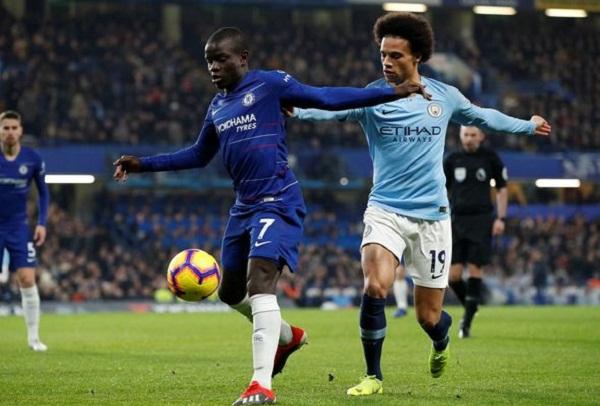 Giành lại ngôi đầu Man City vẫn e ngại Chelsea và Manchester United