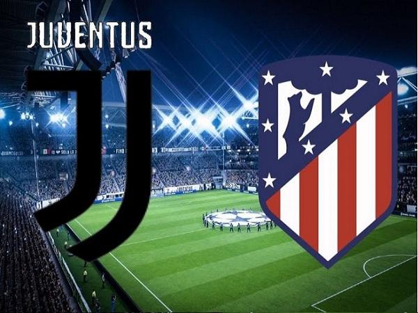 Nhận định Juventus vs Atletico Madrid