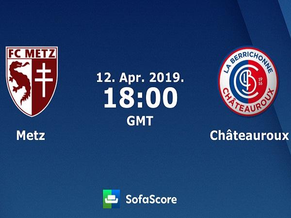 Nhận định Metz vs Chateauroux, 1h00 ngày 13/04