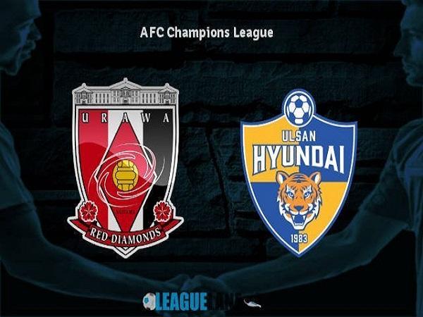 Dự đoán Urawa Reds vs Ulsan Hyundai, 17h30 ngày 19/06
