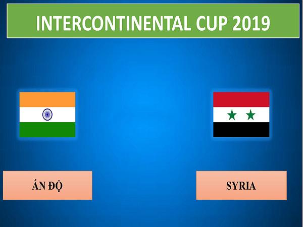 Dự đoán Ấn Độ vs Syria, 21h30 ngày 16/7