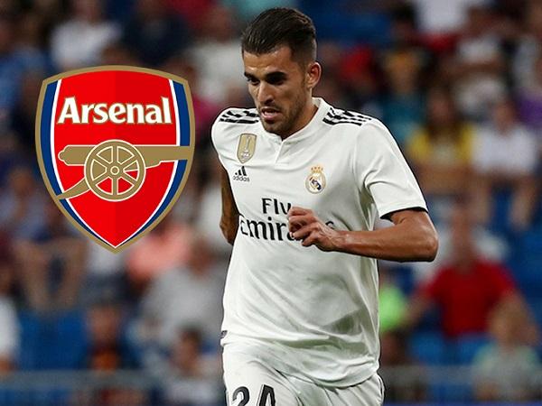 Chuyển nhượng 23/7: Arsenal mượn thành công sao trẻ Real