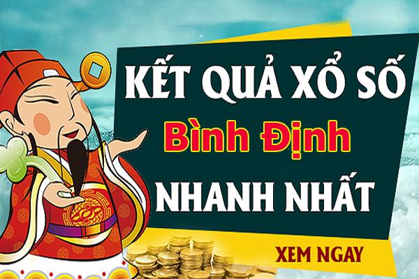 Soi cầu XS Bình Định chính xác thứ 5 ngày 11/07/2019