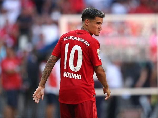 Phá lưới Cologne, Coutinho đi vào lịch sử