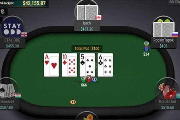 Poker- game bài online hấp dẫn nhất mọi thời đại
