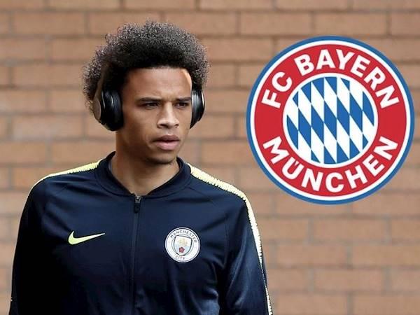 Chuyển nhượng tối 11/6: Bayern mở lại cuộc đàm phán Sane với Man City
