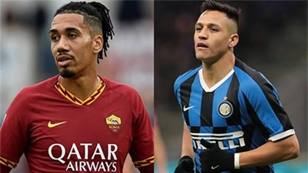 Tin thể thao 25/7: Vì sao Manu Utd không cho Inter và Roma mượn Sanchez và Smalling
