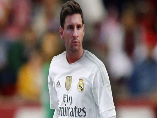 Chuyển nhượng chiều 23/8: Messi không thể đến Real Madrid