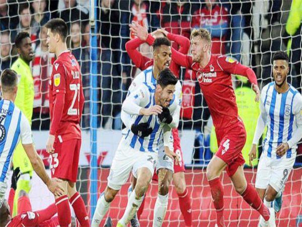 Soi kèo Huddersfield vs Nottingham, 01h45 ngày 26/9 - Hạng Nhất Anh