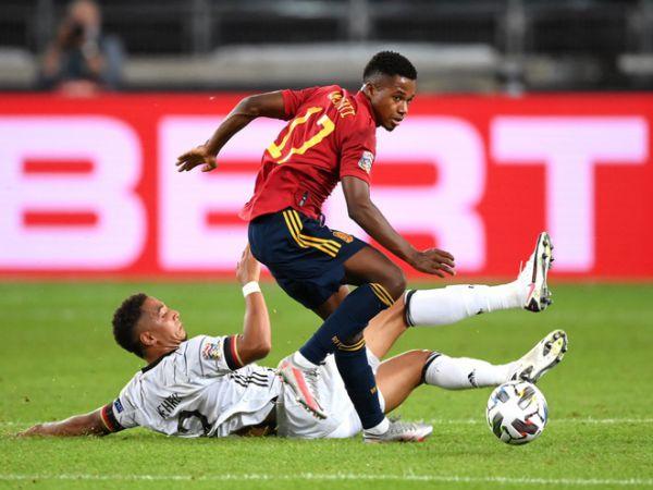 Tin bóng đá chiều 4/9: Ansu Fati đi vào lịch sử tuyển Tây Ban Nha