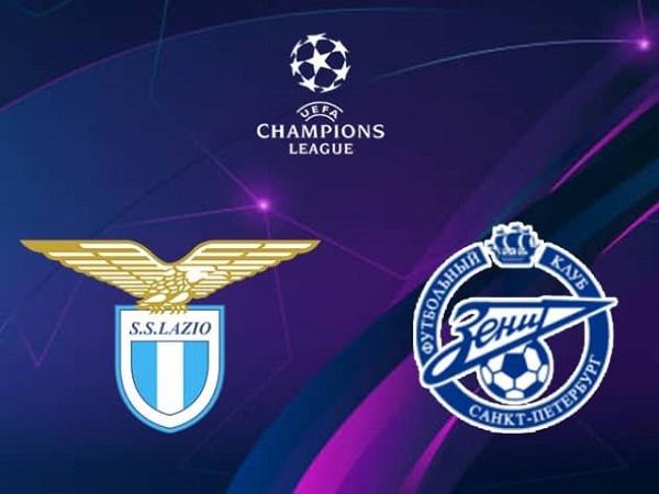 Nhận định Lazio vs Zenit 03h00, 25/11 - Cúp C1 Châu Âu