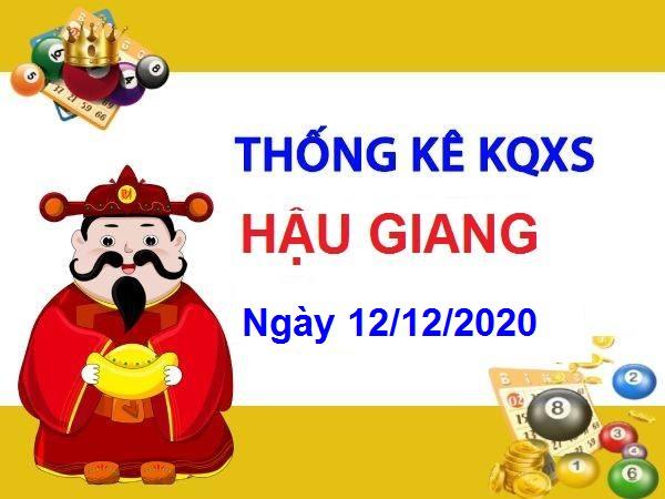 Thống kê KQXSHG ngày 12/12/2020