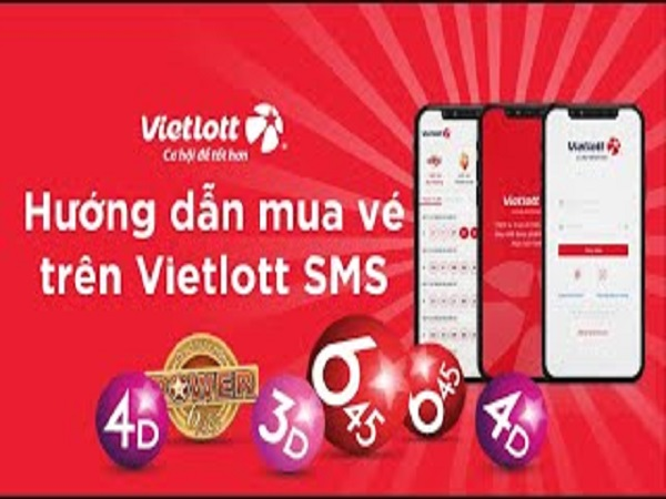 Hướng dẫn cách mua Vietlott qua tin nhắn SMS điện thoại