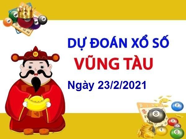 Dự đoán XSVT ngày 23/2/2021