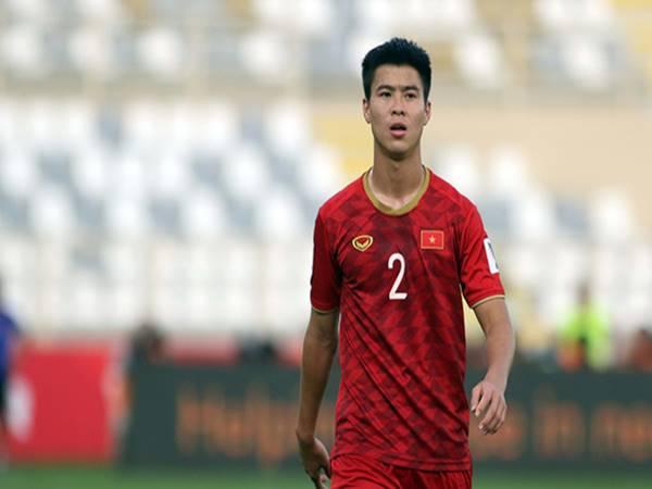 Tiểu sử Đỗ Duy Mạnh - Chàng trung vệ điển trai của CLB Hà Nội