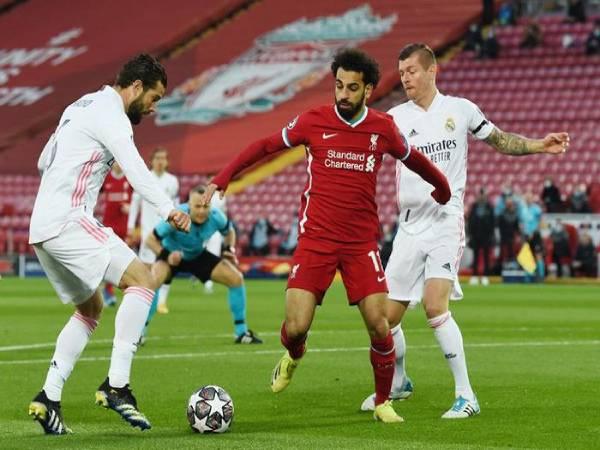 Champions League ngày 15/4: Liverpool bất lực nhìn Real vào bán kết