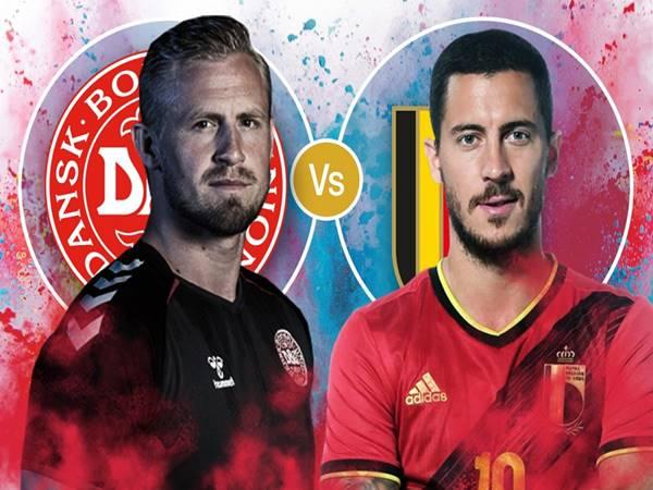 Soi kèo Đan Mạch vs Bỉ, 23h00 ngày 17/6 Euro 2020