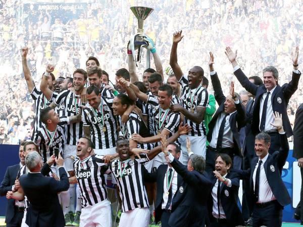 Bà đầm già thành Turin và những điều thú vị về Juventus