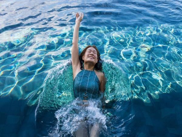 5 cách tập bơi nhanh nhất cho những người mới học bơi