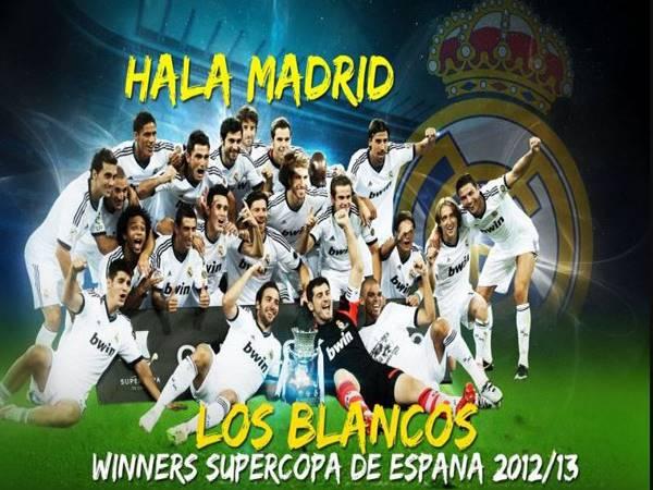 Hala Madrid là gì? Ý nghĩa quan trọng của Hala Madrid
