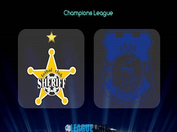 Soi kèo Sheriff vs Teuta – 00h00 14/07/2021, Cúp C1 châu Âu